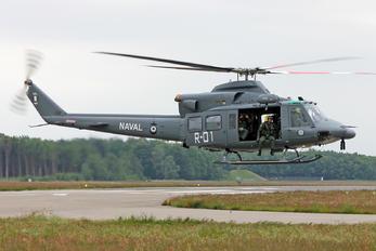 R-01 - Peru - Navy Agusta / Agusta-Bell AB 412