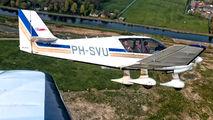 PH-SVU - Vliegclub Rotterdam Robin DR.400 series aircraft