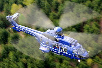 D-HEGW - Bundespolizei Eurocopter AS532 Cougar