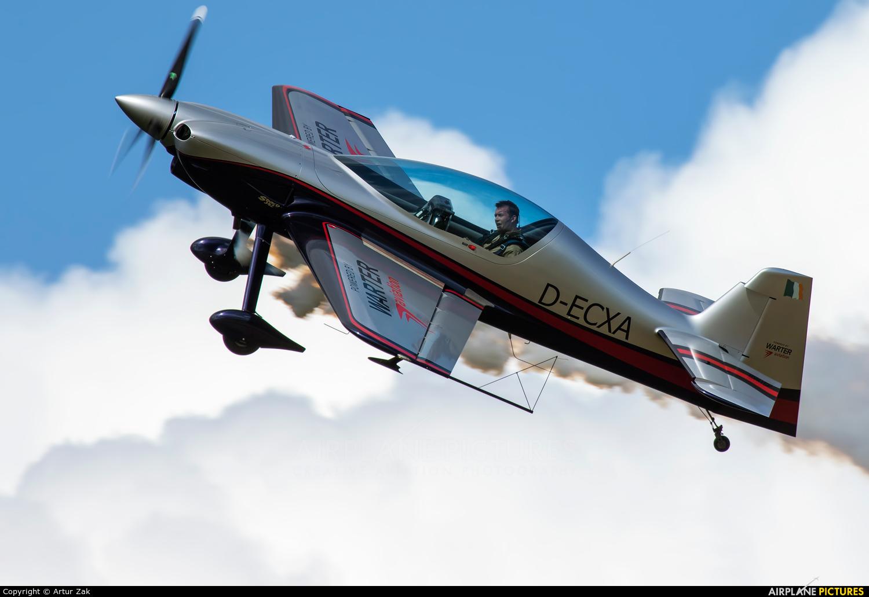 Private D-ECXA aircraft at Abbeyshrule