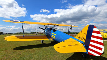F-HIZI - Private Boeing Stearman, Kaydet (all models)
