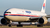 9M-MRC - Malaysia Airlines Boeing 777-200ER aircraft