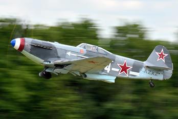 F-AZXZ - Private Yakovlev Yak-3M