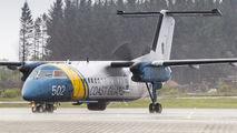 SE-MAB - Sweden - Coastguard de Havilland Canada DHC-8-300Q Dash 8 aircraft