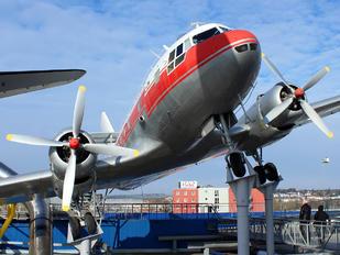NO.REG. - Bulgarian Air Transport Ilyushin Il-14 (all models)