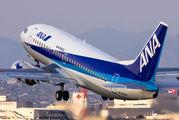JA8404 - ANA Wings Boeing 737-500 aircraft