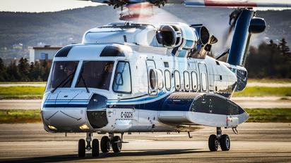 C-GQCH - Cougar helicopters Sikorsky S-92