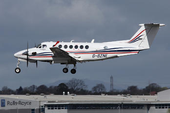 G-BZNE - Private Beechcraft 300 King Air 350