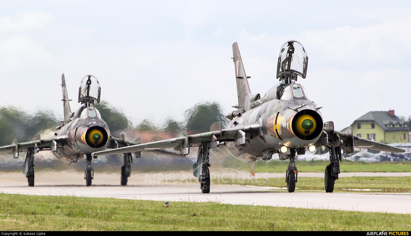 Poland - Air Force 9102 aircraft at Dęblin