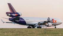 N528FE - FedEx Federal Express McDonnell Douglas MD-11F aircraft