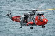 ZA166 - Royal Navy Westland Sea King HU.5 aircraft