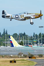 NL723FH - Private North American P-51D Mustang