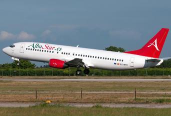 EC-MFS - AlbaStar Boeing 737-400