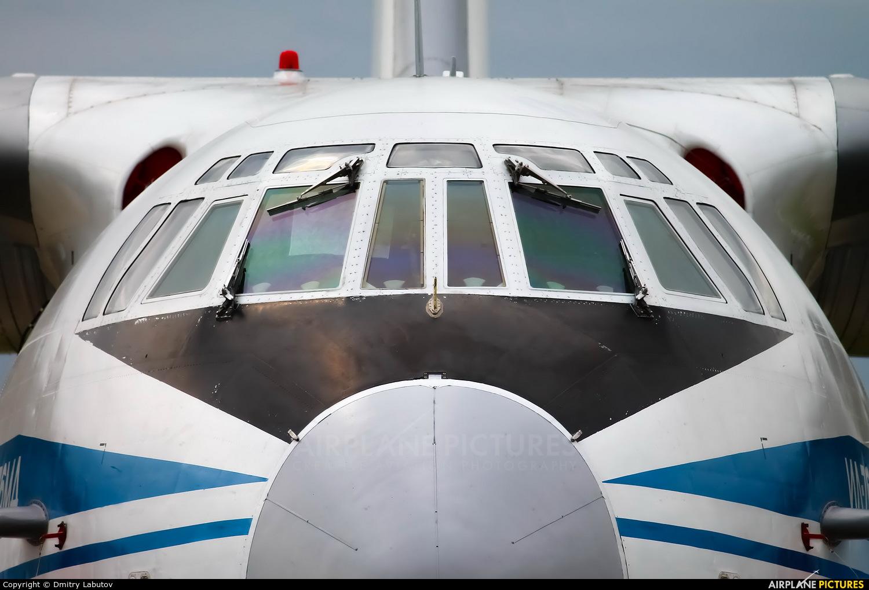 Russia - Air Force RA-76549 aircraft at Kubinka