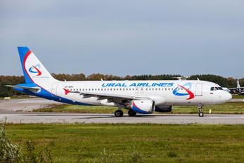 VP-BPU - Ural Airlines Airbus A320