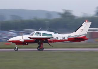 G-EGLT - Reconnaissance Ventures Cessna 310