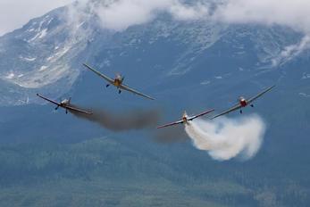 OM-OTN - Aeroklub Senica Zlín Aircraft Z-326 (all models)
