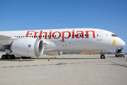 Ethiopian Airlines inaugural flight to Los Angeles title=