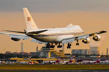73-1677 - USA - Air Force Boeing E-4B