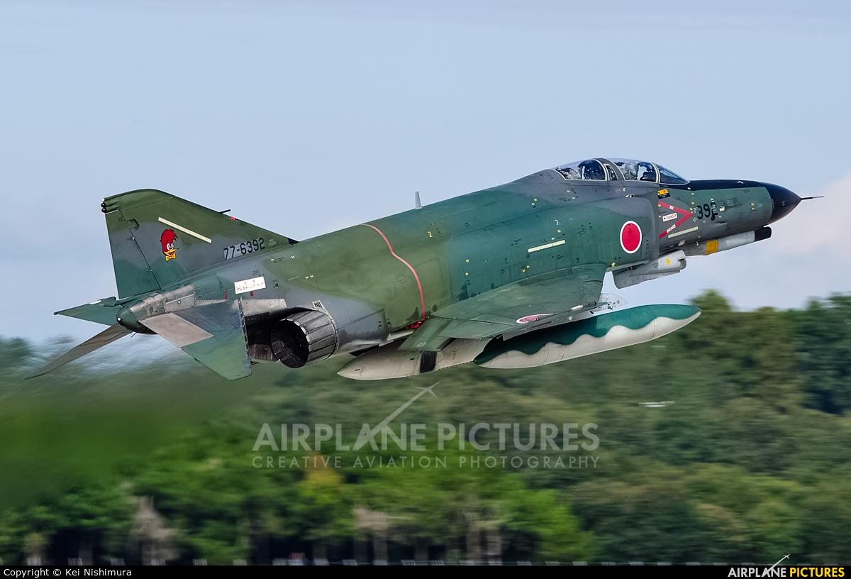 Japan - Air Self Defence Force 77-6392 aircraft at Ibaraki - Hyakuri AB