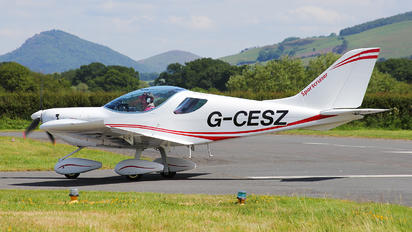 G-CESZ - Private CZAW / Czech Sport Aircraft SportCruiser