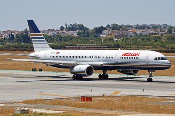 EC-ISY - Jet2 Boeing 757-200