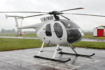 G-TRUE - Private MD Helicopters MD-500