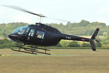 G-IGIS - Private Bell 206B Jetranger