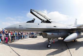 89-2009 - USA - Air Force General Dynamics F-16CG Night Falcon