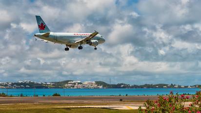C-GITP - Air Canada Airbus A319