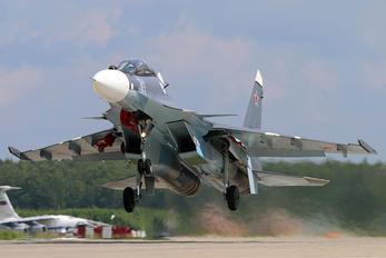 36 - Russia - Air Force Sukhoi Su-30SM