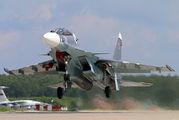 36 - Russia - Air Force Sukhoi Su-30SM aircraft