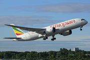ET-AOT - Ethiopian Airlines Boeing 787-8 Dreamliner aircraft