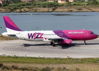 HA-LPD - Wizz Air Airbus A320