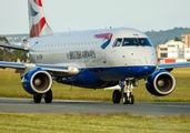 G-LCYH - British Airways - City Flyer Embraer ERJ-170 (170-100) aircraft