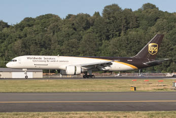 N425UP - UPS - United Parcel Service Boeing 757-200F