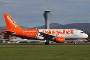 G-EZIW - easyJet Airbus A319 aircraft