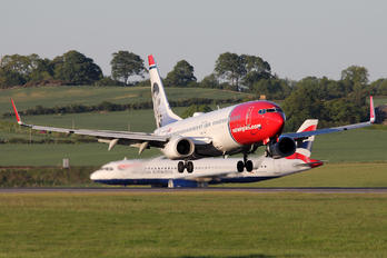 LN-NOM - Norwegian Air Shuttle Boeing 737-800
