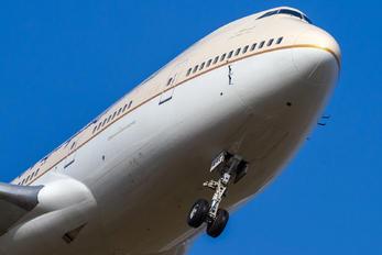 TF-AAC - Saudi Arabian Airlines Boeing 747-400ER