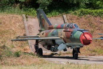 713 - Romania - Air Force Mikoyan-Gurevich MiG-21M