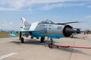6518 - Romania - Air Force Mikoyan-Gurevich MiG-21 LanceR C aircraft