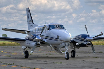 YR-INC - Incas Beechcraft 90 King Air