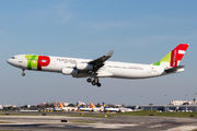 CS-TOA - TAP Portugal Airbus A340-300 aircraft