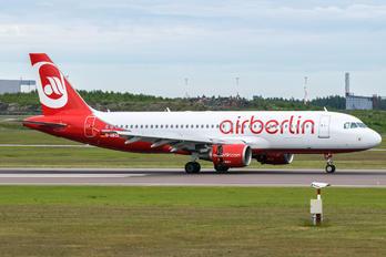 D-ABZE - Air Berlin Airbus A320
