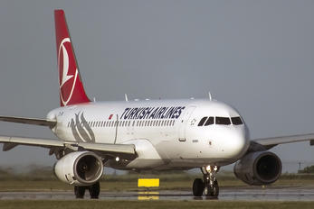 TC-JPK - Turkish Airlines Airbus A320