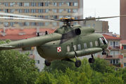628 - Poland - Air Force Mil Mi-8S aircraft