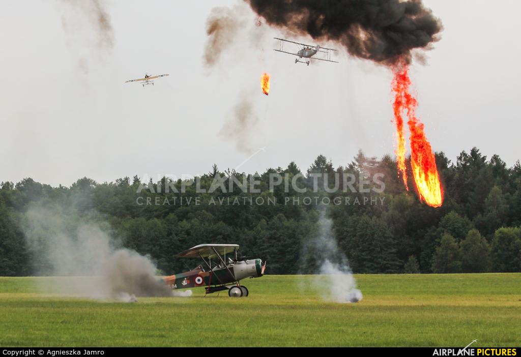 Private OK-HUI04 aircraft at Rybnik - Gotartowice