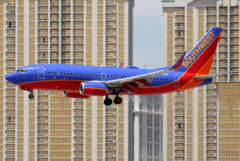 N446WN - Southwest Airlines Boeing 737-700