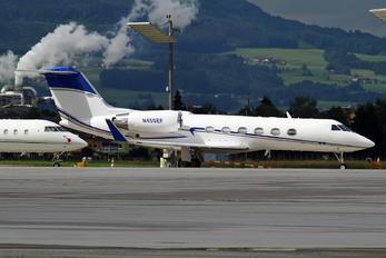 N450EF - Private Gulfstream Aerospace G-IV,  G-IV-SP, G-IV-X, G300, G350, G400, G450