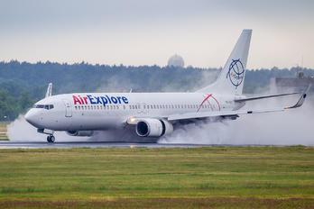OM-HEX - Air Explore Boeing 737-800